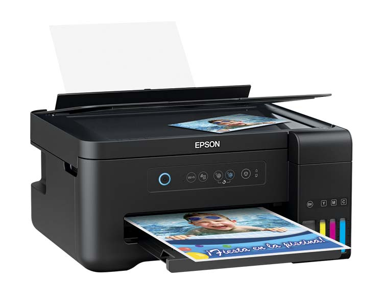 impresora multifuncion epson EcoTank l4150