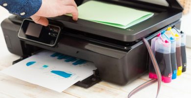 impresora tinta o laser